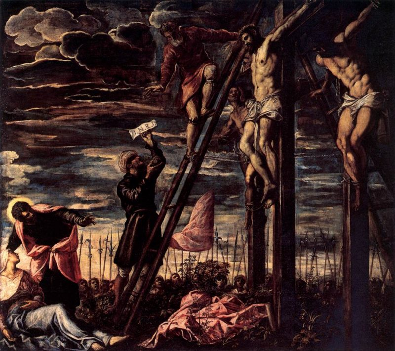 Jacopo_Tintoretto_-_The_Crucifixion_of_Christ_-_WGA22477