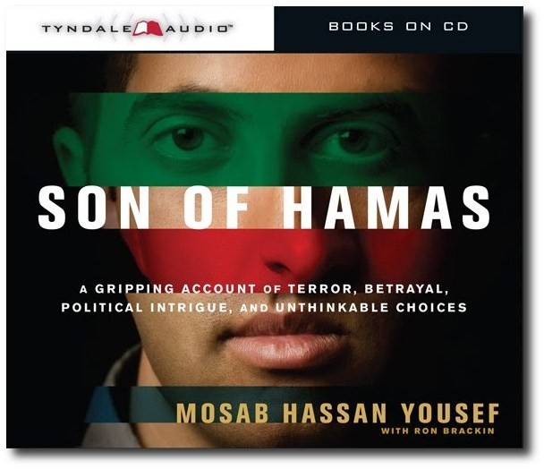 Mosab Hassan Yousef book