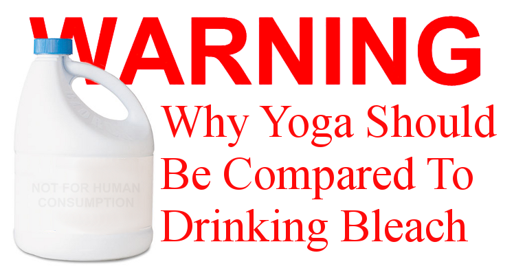 """""""Your Inner God""""? Why Yoga Should Be Compared To Drinking ..."""