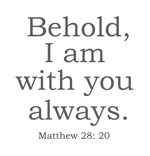 Yeshuas Words In Matthew
