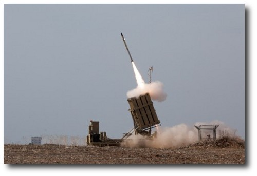 Iron Dome Photo by IDF