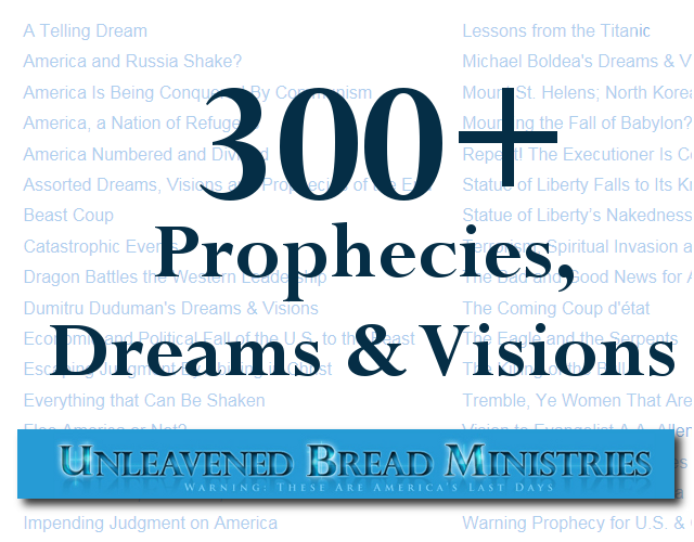 300 Dreams Visions Christian