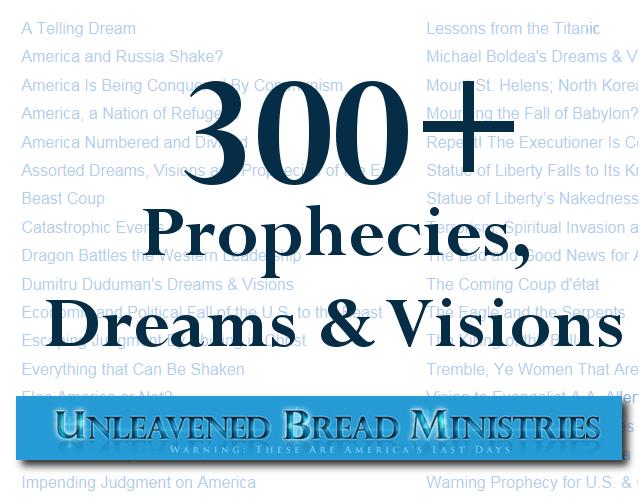 300 Dreams Visions Christian