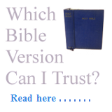 Bible Versions Which One