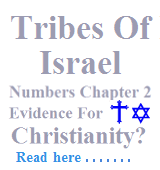 Tribes Evidence Christianity