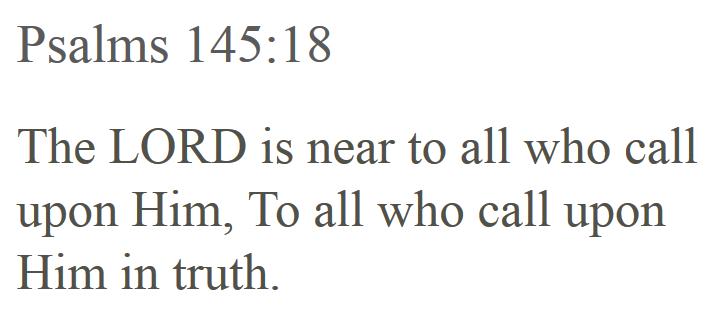 Psalm 145