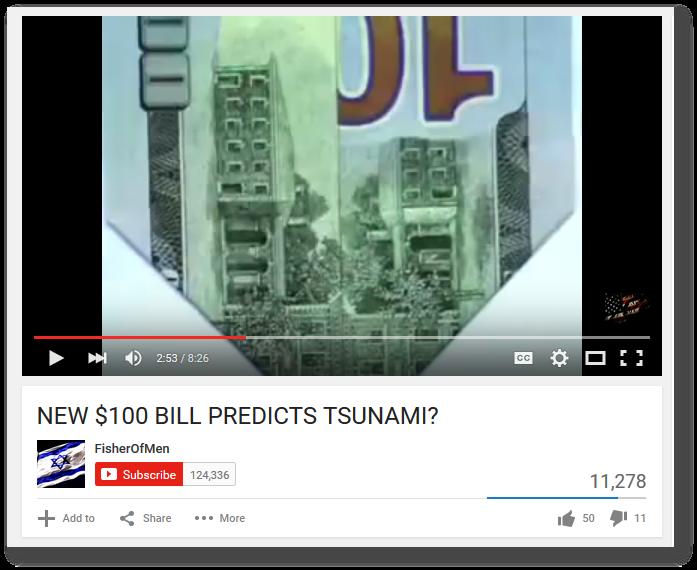 Tsunami Bill