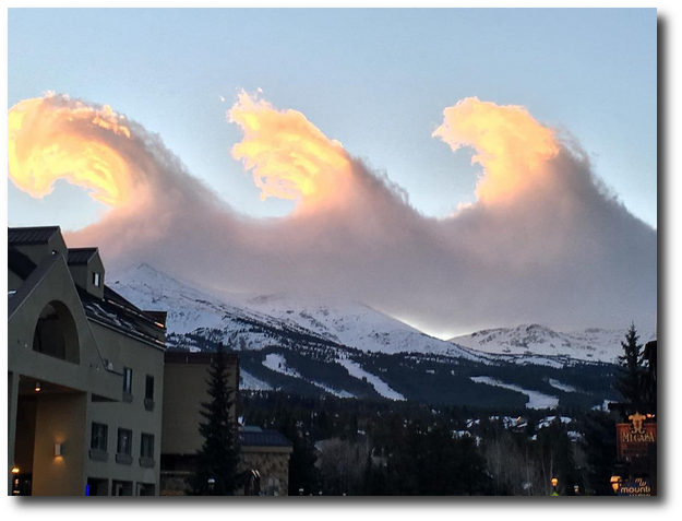 Tsunami Clouds