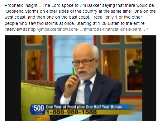 Video Jim Bakker