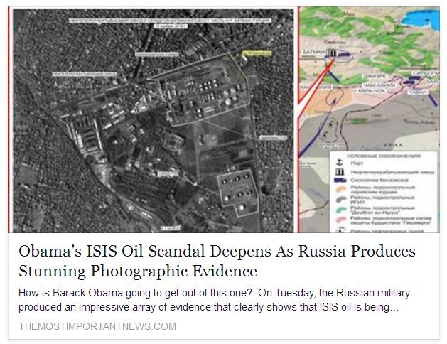 Russia Exposing United States