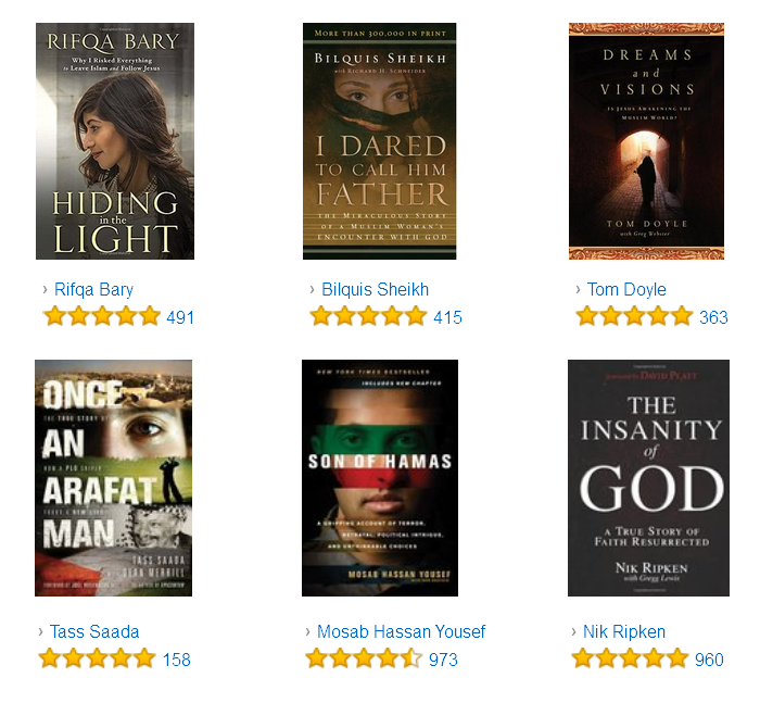The Top Rated Muslim Books