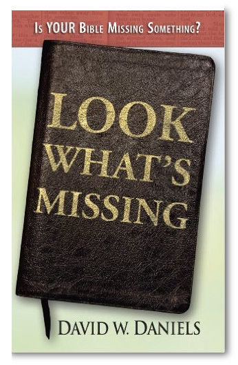Look whats Missing Book