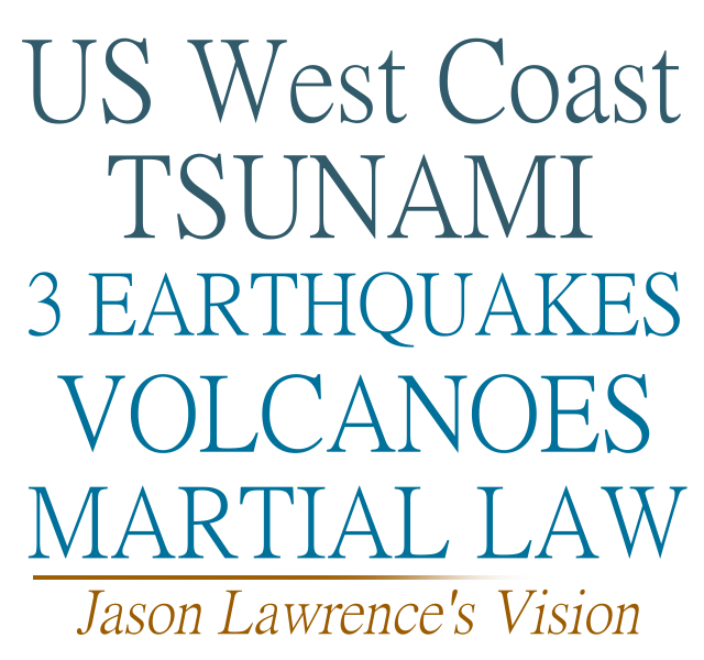 Volcanoes, Martial Law West Coast