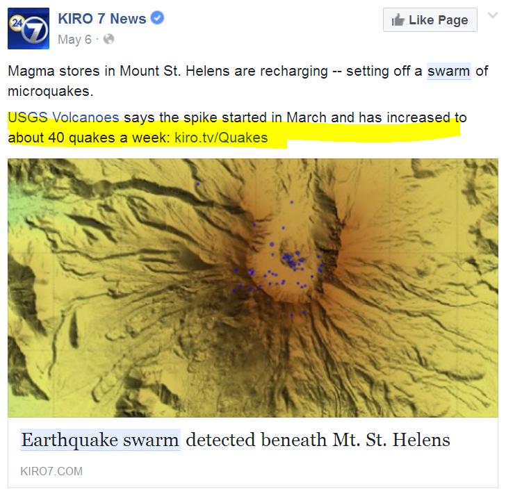 40 quakes