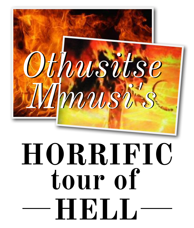 A Horrific Tour Of Hell
