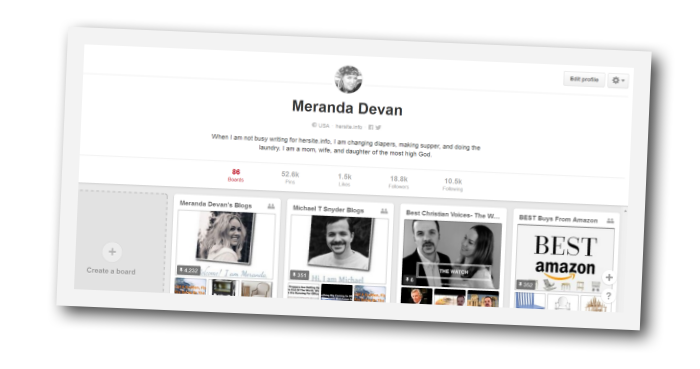 Meranda On Pinterest