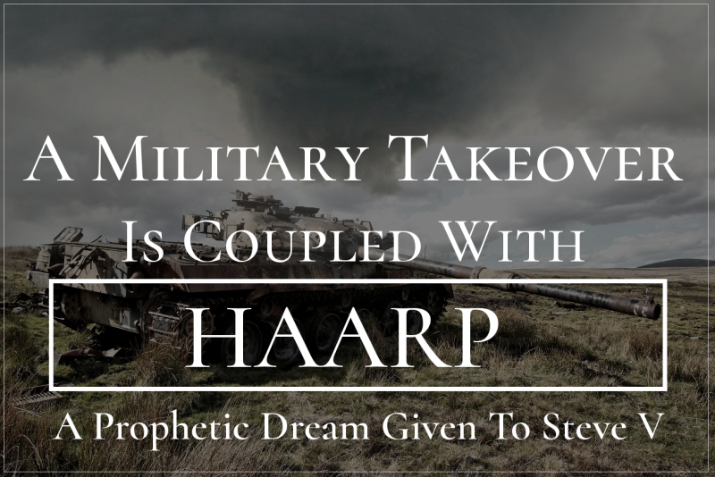 Haarp Military Takeover