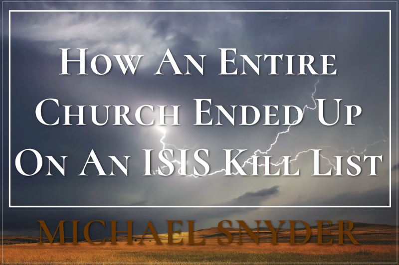 How an entire Church ended up on an isis kill list