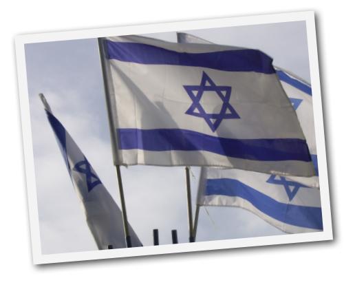 Palestinian State - Israel