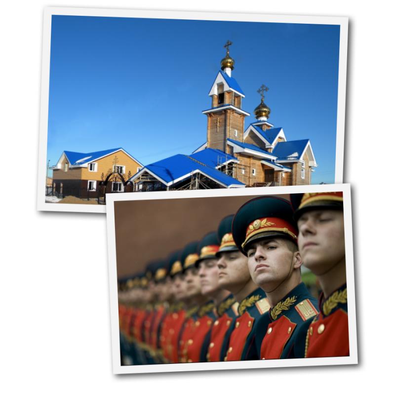 Russia End Evangelism