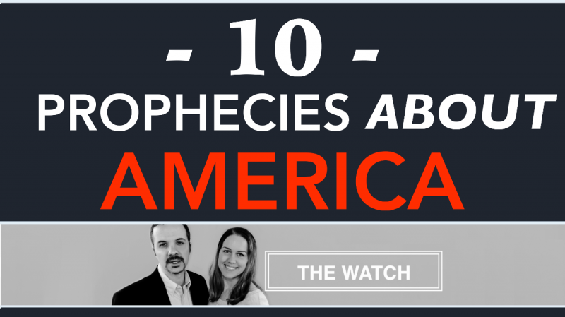 10Prophecies Of The Future Of America