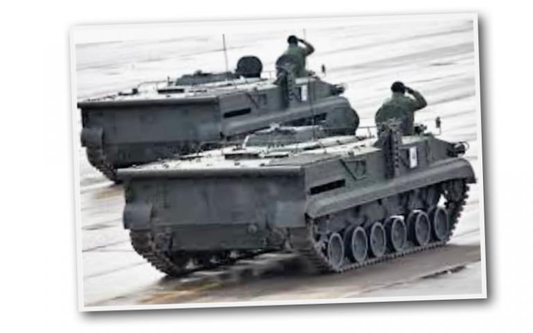 Invading Military