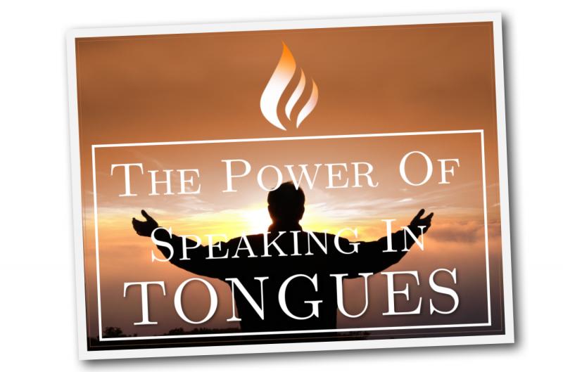 Praying in the Spirit by Praying in Tongues - jimfeeney.org