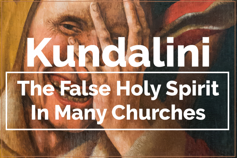 The False Holy Spirit