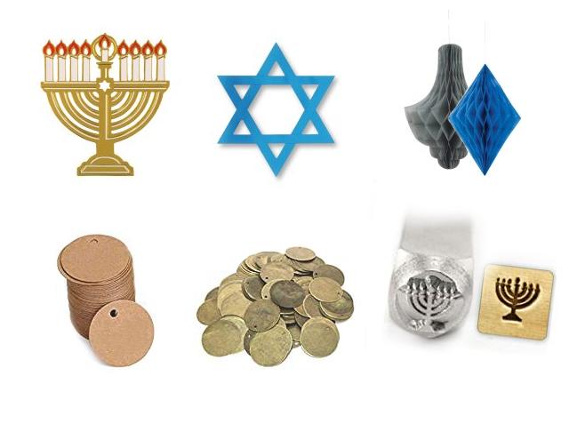hanukkah-decorating