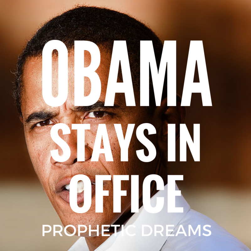 Election 2016 Prophecies- Which Are Correct ?- Obama Stays In ...