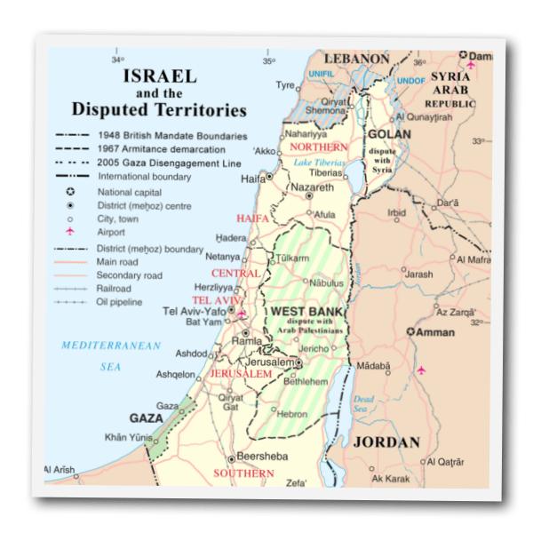 divide-israel