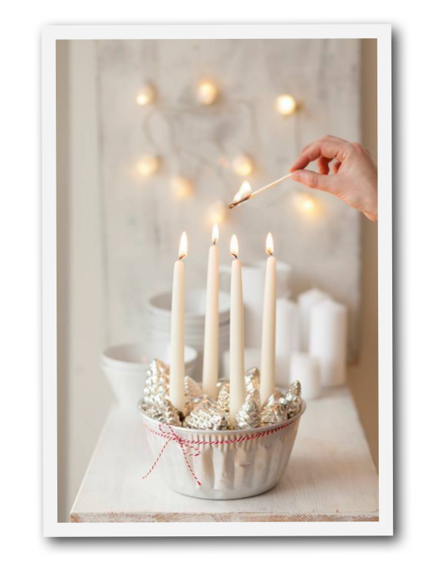 Discover the meaning behind hanukkah and why you should celebrate it - Pinterest adventskranz ...