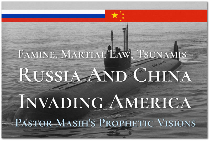 Russians Attacking America Prophecy